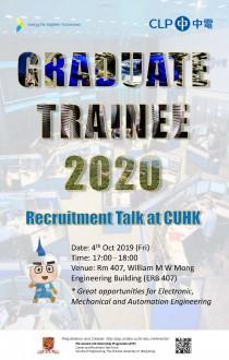 2019 CLP Career Talk